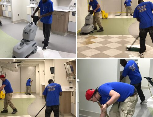 Floor Restoration- When and Why It's Needed for Commercial Space